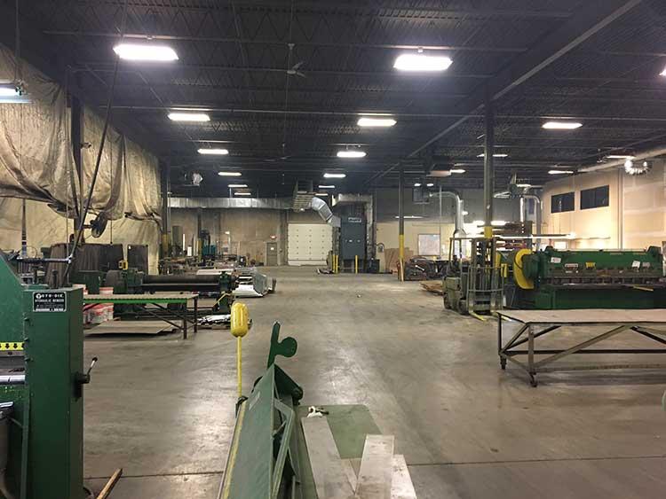 fabrication facility